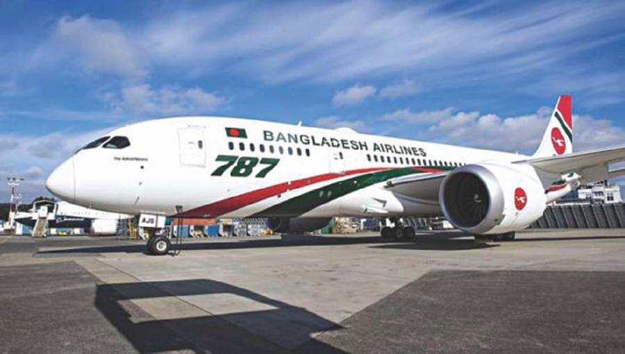 Biman's 787-9 will participate in Dubai airshow