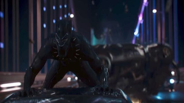'Black Panther' pounces past 'Titanic' box office record