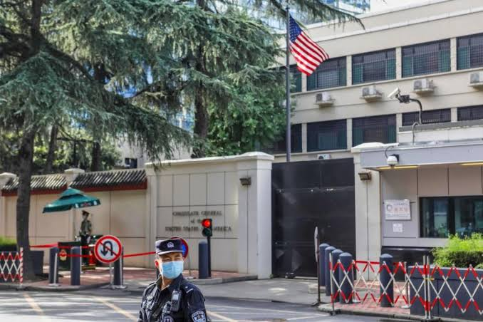 China takes over US consulate premises in Chengdu as ties worsen