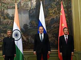 Indian, Chinese foreign ministers to meet in Moscow amid border tensions