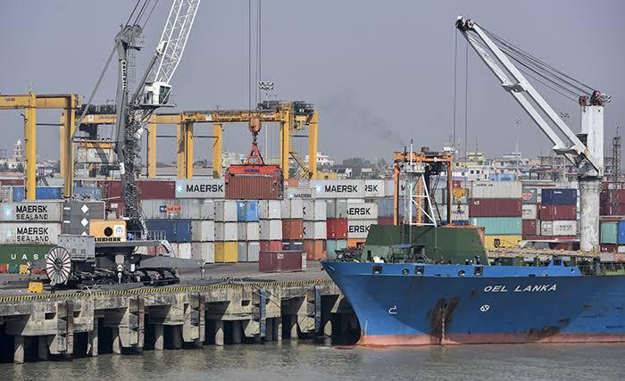 Ship arrivals at Ctg port go up in July