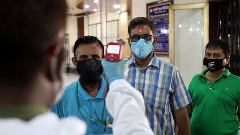 BD records highest daily virus infections in three months