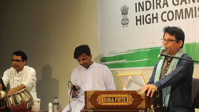 Indira Gandhi Cultural Centre organises Barshar Bhalobasha