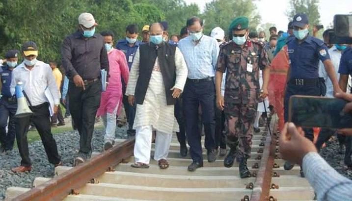 'Chilahati-Haldibari railway line to start operation in DEC 16'