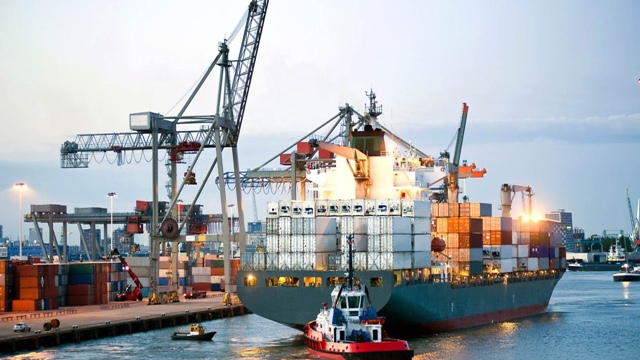 Export earnings rise by 7.38 per in July-February