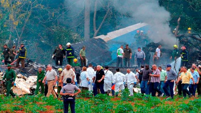 More than 100 feared dead in Cuba airliner crash