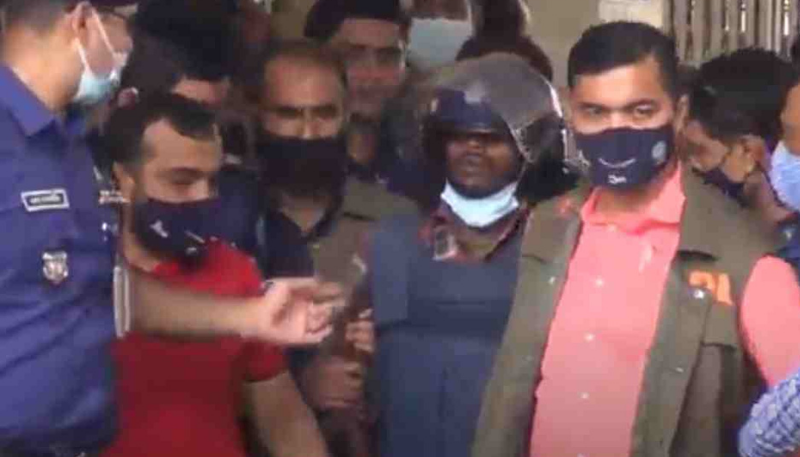 4 accused including Iqbal put on 7-day remand