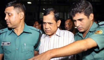 Charges framed against suspended DIG Prisons Bazlur Rashid