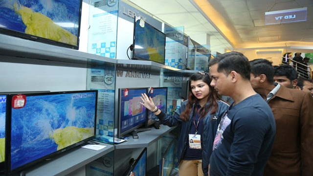 TV sales boom in Dhaka ahead of 2018 WC