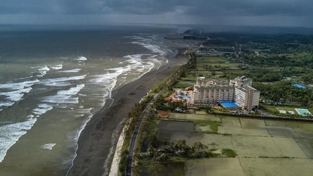 Marine drive set to become preserved tourist zone