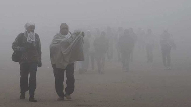 Mild cold wave sweeps over Rangpur division