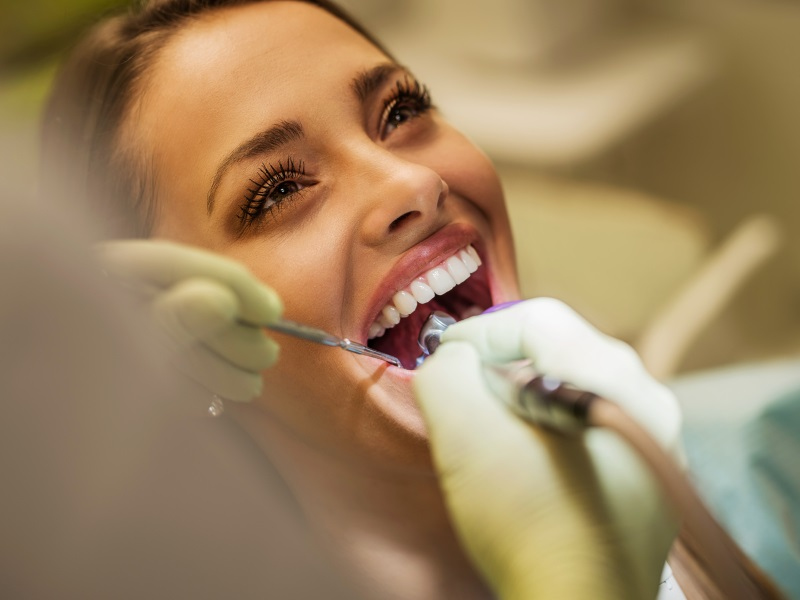 Diabetes patients must visit a dentist often to keep their oral health in check
