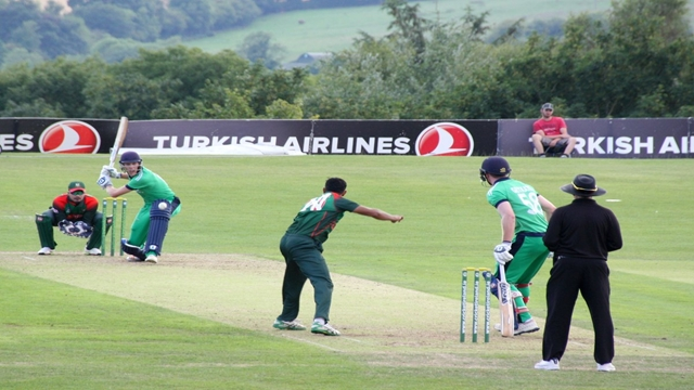 Bangladesh A grab unofficial T20s series against Ireland A