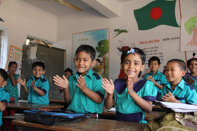 Rehabilitation programs for the local education and students, education with Myanmar Curriculum for Rohingya Recommended