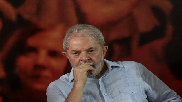 Brazil's top court rejects ex-president Lula's plea to avoid jail