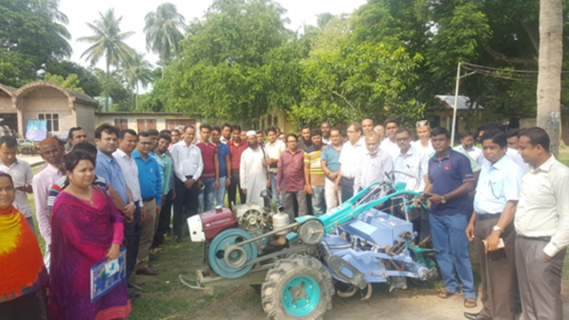 Mechanization can mitigate agriculture challenges: experts