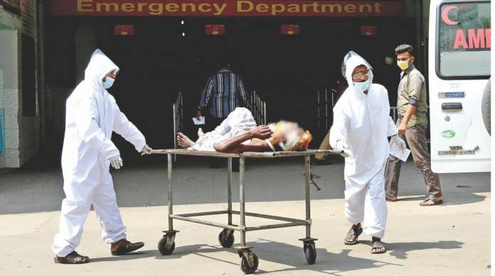 Two-thirds of BD's Covid-19 cases recorded in June