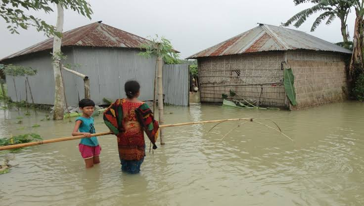 IFRC grants $850,000 in funds for BD flood victims