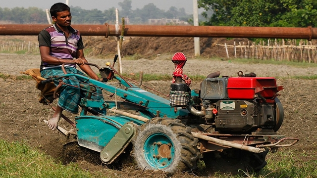 Mechanisation boosts multiple cropping | Business | FT | The