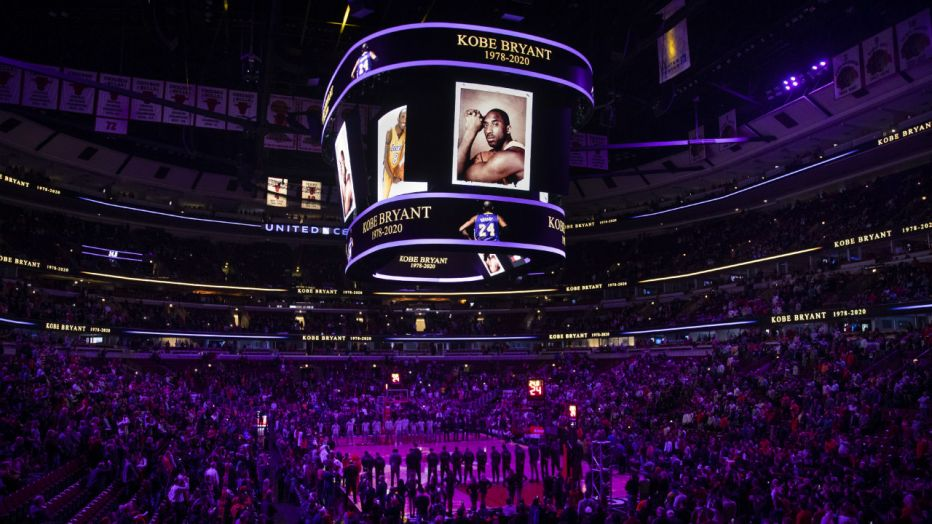 'Kobe, Kobe, Kobe;' All-Star Game crowd pays tribute to fallen star