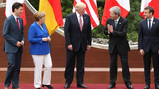G7 summit ends in disarray as Trump abandons joint statement