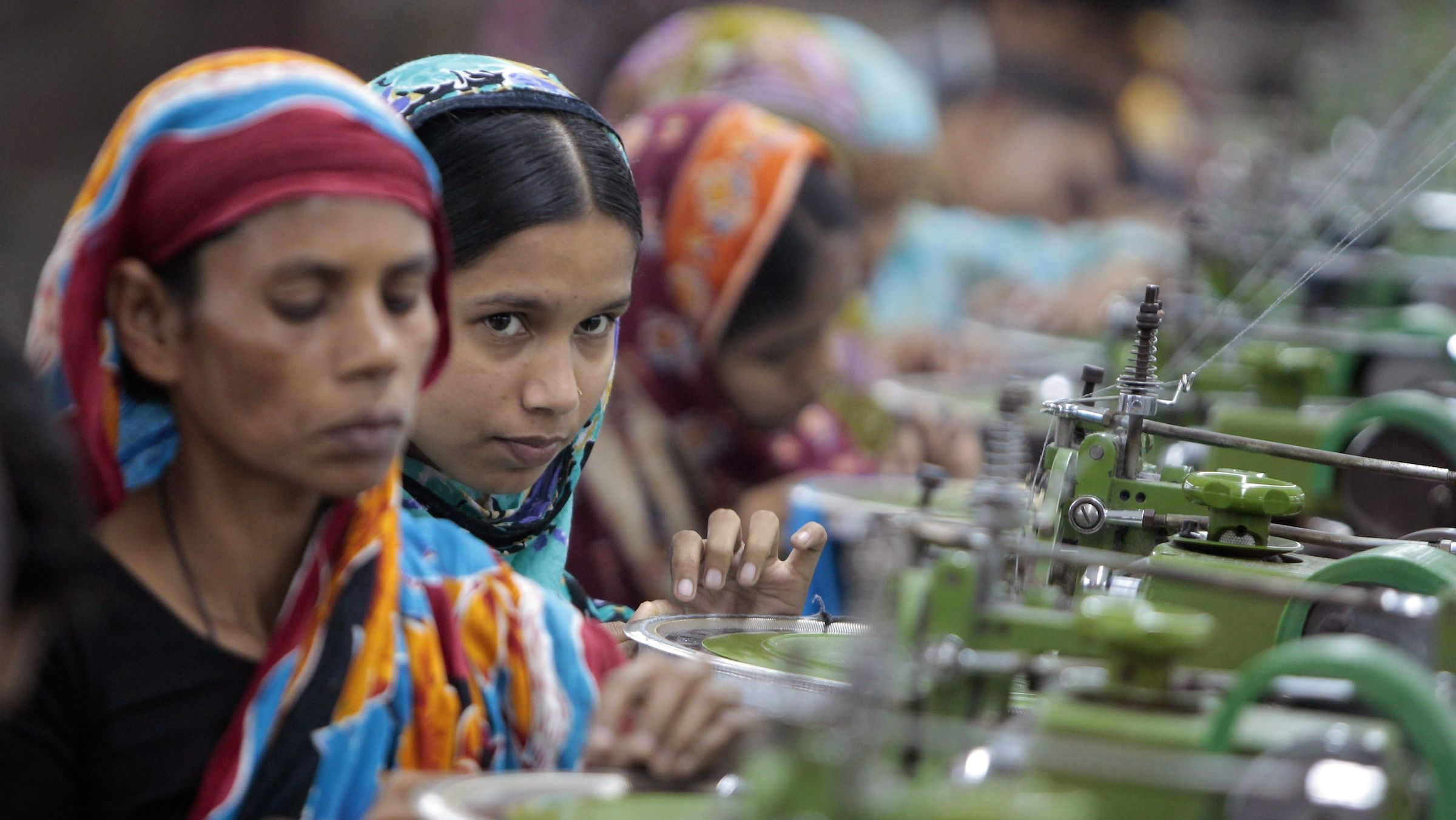 New garment wage proposals to be ready in six months