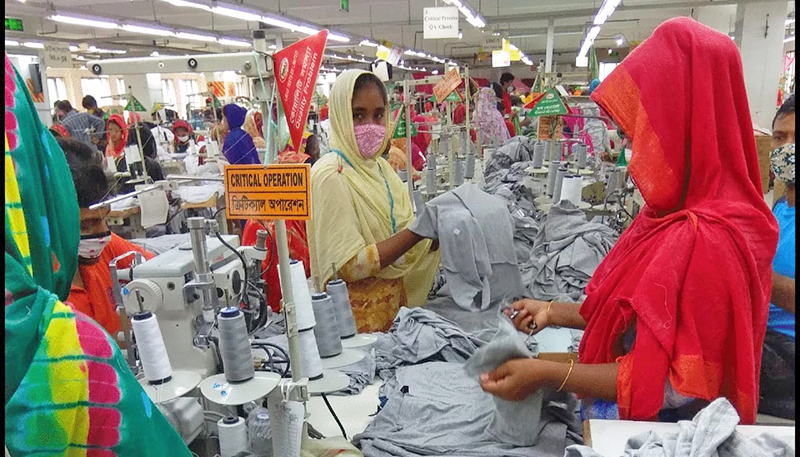 Bangladesh garment exporters hope for a rebound by December