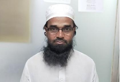 DB arrests Hefajat's associate publicity secretary Sharifullah