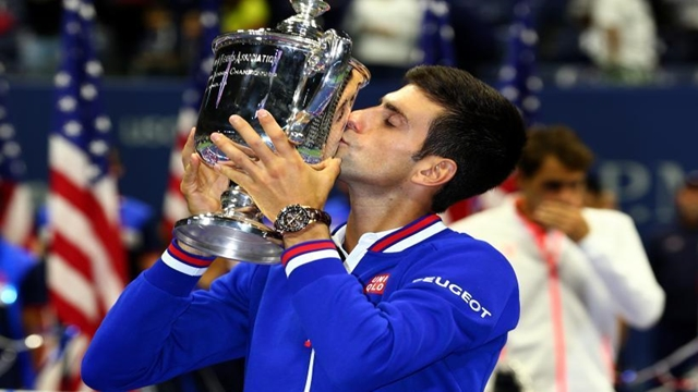 Djokovic wins US Open