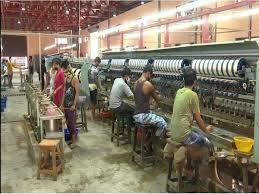 Silk factory in Srinagar being upgraded with WB funding to boost production