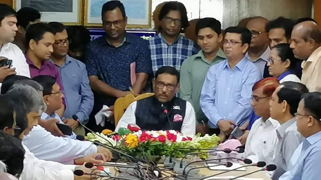 This is my second innings: Obaidul Quader