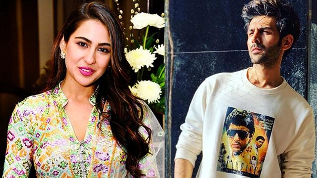 Kartik Aaryan and Sara Ali Khan are coming together