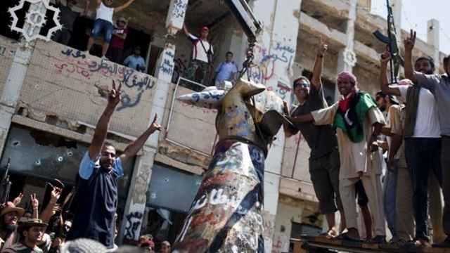 Libya sentences 45 to death over 2011 killings