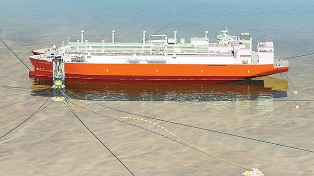 Commercial LNG supply to begin today