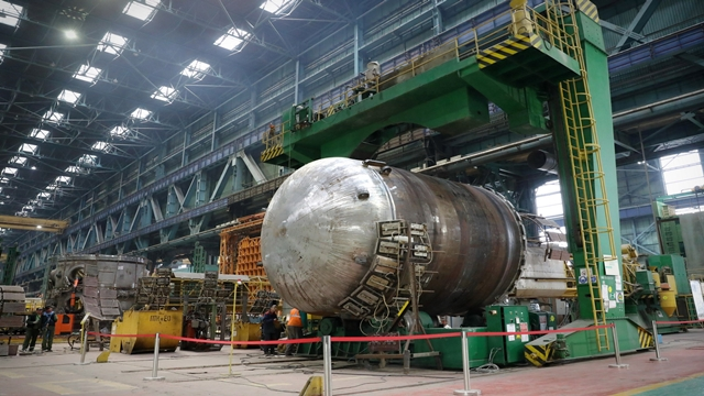 Significant progress in equipment manufacture and shipment of Rooppur NPP