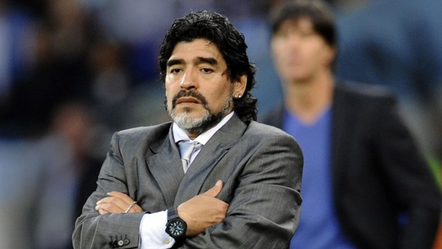 Argentina are a disgrace: Diego Maradona