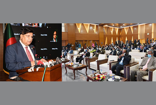 Bangladesh eyes on farming in ME, Africa thru OIC: Momen