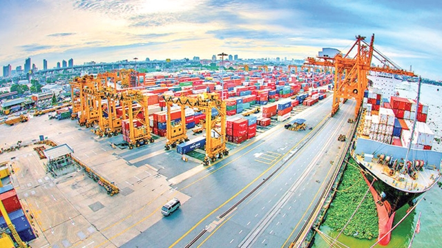 Ctg port gets three more gantry cranes