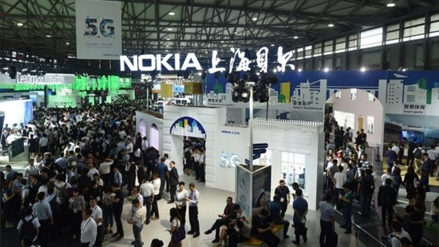 Nokia distances itself from boss's warning over Huawei 5G kit