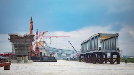 Padma Bridge: 32nd span to be installed today