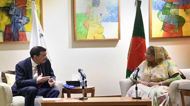 Bangladesh role model for IsDB member countries: Dr Bandar