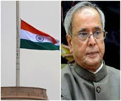 India announces seven-day state mourning for Pranab