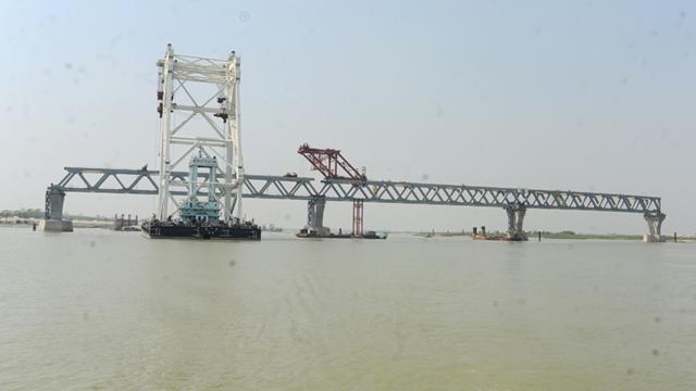 Ecnec okays revised Padma Bridge Rail Link Project