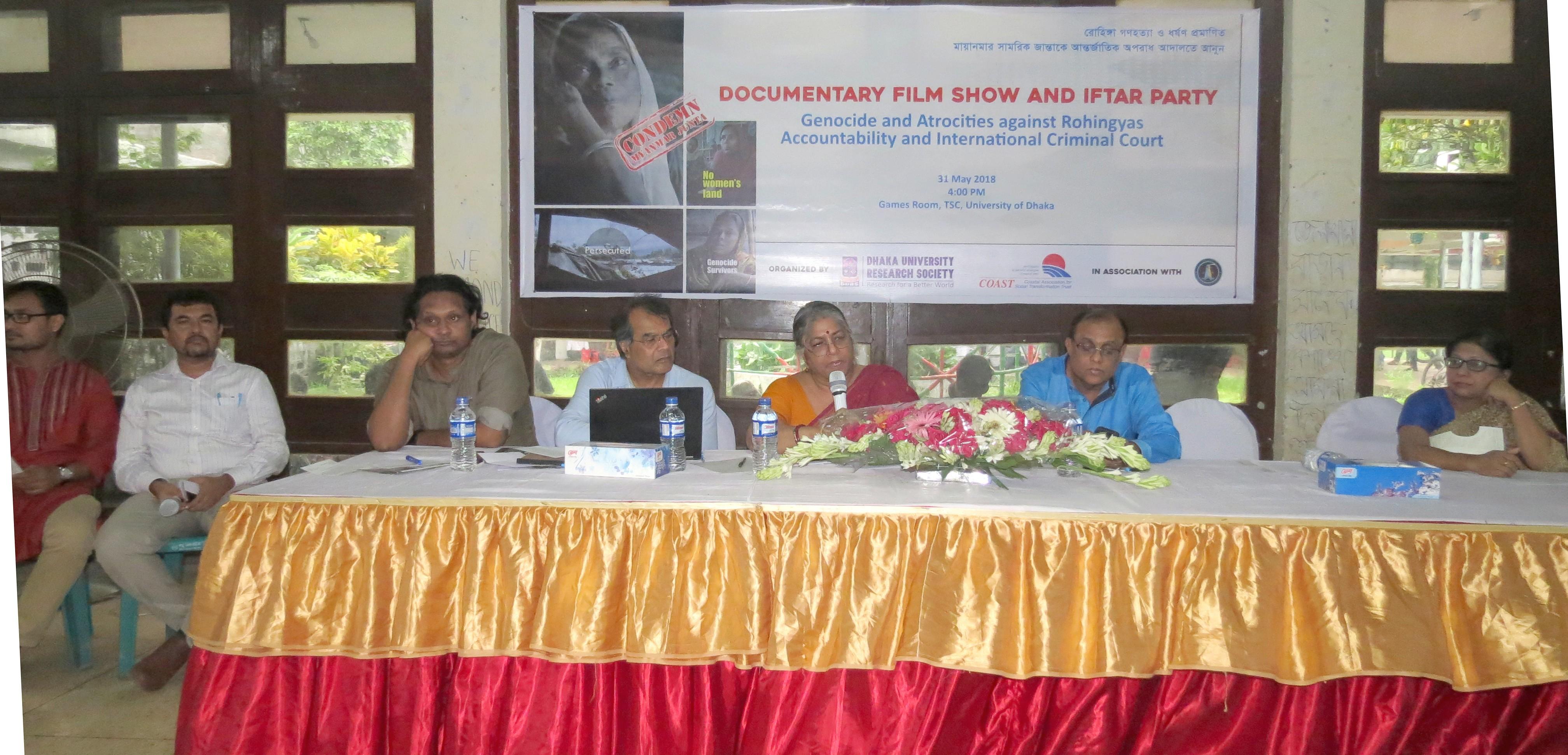 Myanmar Junta Must brought in ICC: Experts