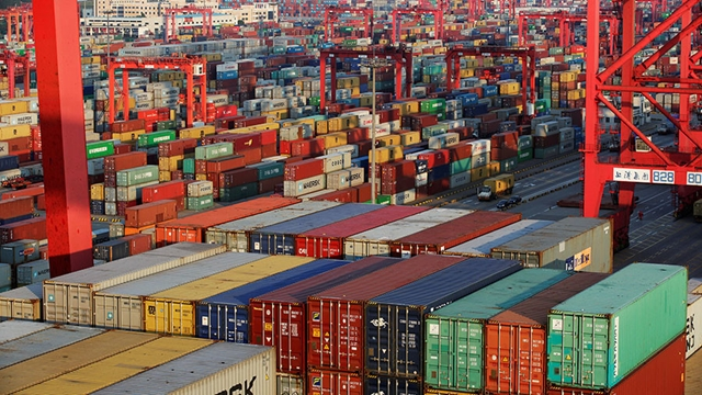 Ctg port smashes record in March container handling