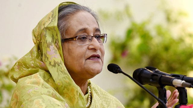PM Hasina urges all not to pay heed to rumours