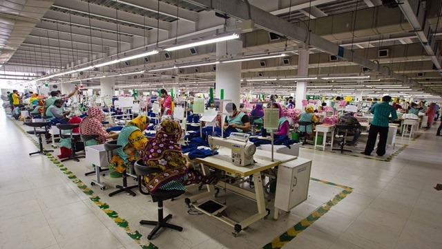 BB to form body to implement RMG factory safety project