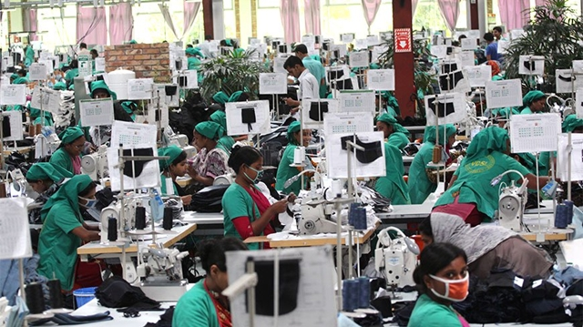 Apparel exports to US grow by 9.29 pc