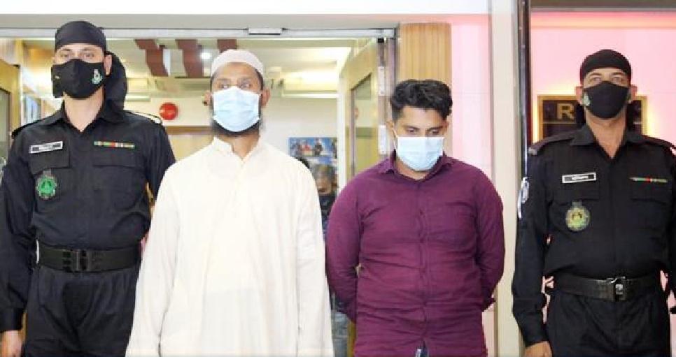 Two nabbed for Rangpur arson attacks 'admit guilt'