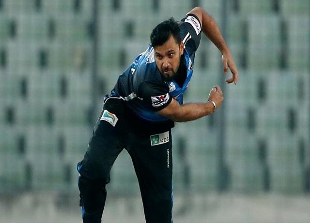 Mashrafe stars as Rangpur thrash Comilla by 9 wickets